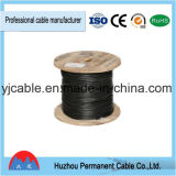 Электрический заземленный кабель 600V изоляции PVC провода проведения меди провода---Tsj