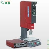 machine réglable de soudure ultrasonore de la norme 15kHz en plastique pour l'industrie