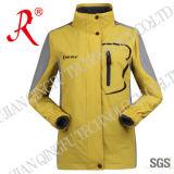 Breathable напольная куртка лыжи техника (QF-649)