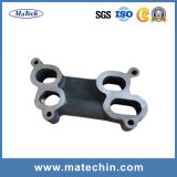 精密な金属製品は鉄鋳物場中国を砂型で作る