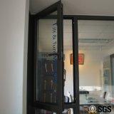 Qualitäts-thermisches Bruch-Aluminiumprofil-inneres Neigung-u. Drehung-Fenster, Aluminiumfenster, Fenster K04023