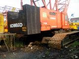 Grue automatique d'occasion/utilisée 150tons (K07150) de Kobelco de chenille de grue de grue hydraulique japonaise de camion