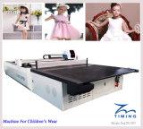 Автомат для резки джинсыов автомата для резки CNC ткани Tmcc 2225