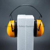 Plier le bouche-oreille de cuvette d'ABS d'écouteur de modèle avec la garniture molle (EM602)