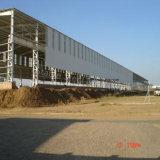 Мастерская Anti-Corrosion химической промышленности Prefab стальная с славной конструкцией