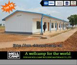 Uganda verde moderno móvil prefabricada hotel