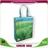 Bolso de compras de la maneta del PVC (KLY-PVC-0001B)