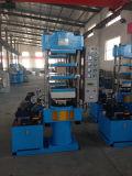 Suole di gomma che fanno macchina/pressa idraulica di gomma (450X450X3/1.00MN)