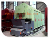 Chaudière à vapeur allumée de charbon industriel de chaudière de combustible solide à vendre
