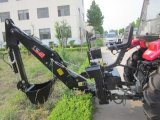 Map1004 100HP 4WD Mini Tractor Backhoe Loader