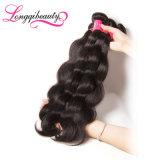 Объемная волна человеческих волос девственницы Remy самого лучшего качества малайзийская