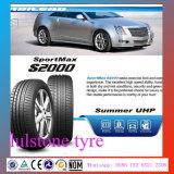 Neumático de la polimerización en cadena del neumático del vehículo de pasajeros del neumático del Manufactory (255/40r19)