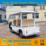 Gehele Verkoop 8 Auto van het Sightseeing van de Personenauto Seaters de Elektrische