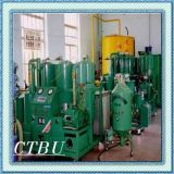 Equipamento da purificação de petróleo da turbina do vácuo, máquina do tratamento do petróleo da turbina do gás/vapor