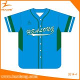 Healongの卸し売り昇進のデジタル昇華野球ジャージー