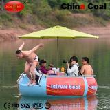 парк атракционов Boat 2.5m Water 8 Persons Leisure Boat