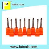 Foret de carbure de tungstène pour le couteau en métal