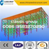 Самомоднейшая стальная структура строя 2016 с стеклянной ненесущей стеной