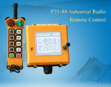 À télécommande sans fil d'élévateur électrique industriel des nouveaux produits F24-8s/D Telecrane