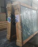 Большой лист зеркала, зеркало Buliding упакованное с случаем Weel деревянным