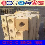 Estufa giratória de Citic Hic para o tijolo refratário