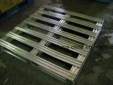 Pálete logística do metal do armazenamento do armazém