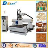 3D 위원회 가구 생산 라인 조판공 대패 CNC Woodworing Atc Cente 기계 Dek 1325