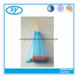Мешок отброса Drawstring цвета LDPE пластичной кухни Multi