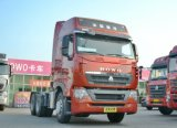 Caminhão da cabeça do trator de Sinotruk HOWO T7h 6X4