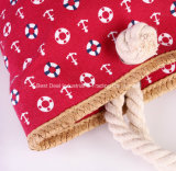 Die neuer weiblicher Beutel-beiläufige Segeltuch-Beutel-Schulter-Beutel-weibliche Funktionseigenschaft, zum der Handtaschen zu tragen
