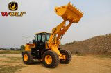 Ariculated Heavy Loaders 중국 Zl50 5ton 5t Wheel Loader High Quantity