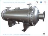Coperture d'acciaio di Caron e scambiatore di calore del tubo