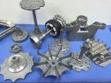 アルミニウム洗浄の部品はダイカストモータープーリーブレーキ車輪プーリーを