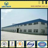 Venta directa de la venta 2017 de la luz de la larga vida del palmo de la estructura de acero de la fábrica caliente del edificio