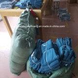 Calças feitas sob encomenda do velo do algodão da forma dos homens das mulheres da alta qualidade