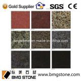La Chine Polished Brown/Black/Red/Grey/White Granite avec le prix bas