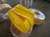 유연한 반대로 - 마포 PVC Layflat 호스