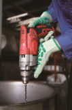 Anti-Vibration T/C Shell с Latex Foam Dots Coated Safety Work Glove (L8500)