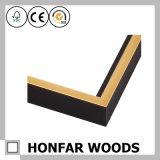 10in. Bâti en bois neuf moderne de photo de Brown