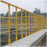 Поручень FRP, загородка FRP, загородка барьера безопасности, приложения радиотехнической аппаратуры