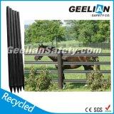 poste électrique de frontière de sécurité de pieu en plastique blanc de 1.2m pour le bétail fabriqué en Chine