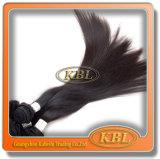 まっすぐに6Aマレーシアの毛の拡張の自然