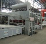 Linea di produzione calda dell'impiallacciatura della pressa del breve ciclo automatico
