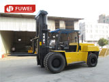 De Vorkheftruck van China Fuwei Froklift Fwma 160t Backhoe van 16 Ton Lader