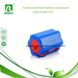 7500 bloco 2s3p da bateria recarregável de 7800mAh 3.7V para o monitor médico