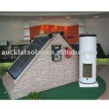 Do uso próximo da HOME do laço da voz passiva calefator de água solar (ALT-ACL 200)