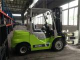 Chariot élévateur de papier diesel de bride de roulis du Liban 3tons