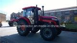 alimentador de granja 80HP, alimentador de cuatro ruedas,