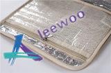 Grande alloggiamento sacchetto filtro pratico ambientale di memoria di picnic del pacchetto dell'alimento del supporto del pranzo delle borse del sacchetto di Tote per i sacchetti del dispositivo di raffreddamento dei frutti di mare del gelato
