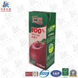Envase de jugo de ladrillo aséptico Slim de 250 ml